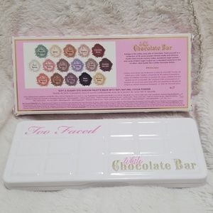 Too Faced Makeup - 🌺HOST PICK🌺TOO FACED WHITE CHOCOLATE BAR PALETTE
